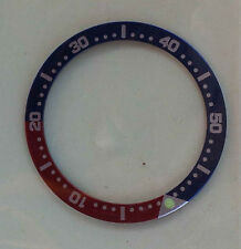 Bezel Insert Ring For Diver Watch 7S26-0030, 4205 Medium, Pepsi