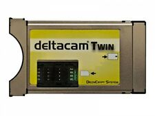 Deltacam Twin 2.0 modulo con Grammer come Bundle IC, IC +, SAT Cavo HD 13 14