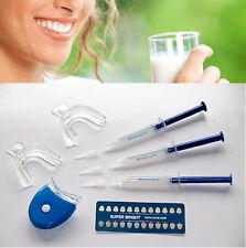Profi Power Bleaching Gel Set, Zahnweiß Zahnaufhellung Weiße Zähne Zahnbleaching