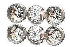"1/16 Custom ""DART"" Wheels for Monogram Kenworth Peterbilt"