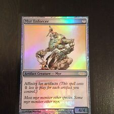 MTG MAGIC CARTE FNM FOIL DCI MYR ENFORCER