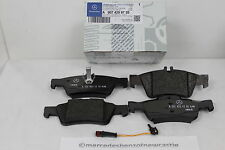 Genuine Mercedes-Benz W212 E-Class C218 CLS REAR Brake Pads & Sensor A0074206720