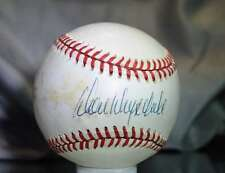 DON DRYSDALE PSA/DNA SIGNED NATIONAL LEAGUE BASEBALL  AUTHENTICATED AUTOGRAPH