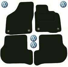 VW Golf MK6 Deluxe Quality Car Mats GTi TDi Volkswagen Tailored 3 Door & 5 Door