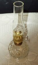 Adams Palace (Moon and Star) 1880's Mini Oil Lamp - GTC