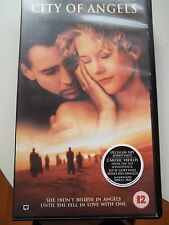 City Of Angels (VHS, 1999)  Special Add On- Two Music Videos From The Soundtrack