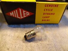 Bulb for Generator Dynamo Front Light on Bike Bicycle 6 volt .5 amp Gas Filled