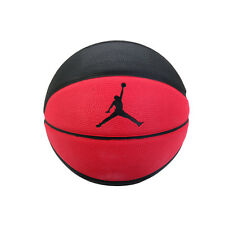 NIKE 2016 Jordan MINI Basketball Ball BB0487-600 Black / Red Size 3 - 22""
