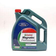 Original ford castrol magnatec Professional aceite del motor 5w-30 de 5 litros 15534f