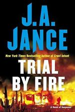 "HC-J.A.Jance: ""Trail By Fire""..."