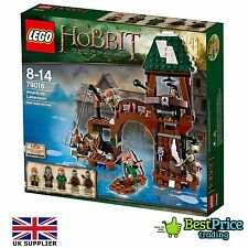 Lego The Hobbit 79016 Attack On Lake-Town - BRAND NEW & SEALED *Retired *Rare