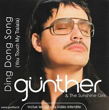 GÜNTHER - Ding Dong Song - 3 Tracks + 2 videos