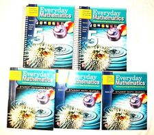 Everyday Mathematics grade 5 teacher and student Textbook Set Common Core CCSS