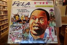 Fela Kuti and Egypt '80 Beasts of No Nation LP sealed vinyl RE Knitting Factory