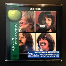 Let It Be by The Beatles (SHM-CD, 2015, Mini-LP, LTD, Universal Japan))