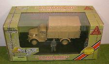 21st CENTURY 1/32 die cast allemand de la seconde guerre mondiale 3TON standard truck africa corps
