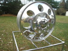 """4) 16x6 """" FORD F350 ONLY  16"""" DUALLY POLISHED RIMS 167 ION  ALCOA STYLE 99-04"""