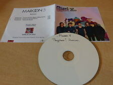 MAROON FIVE - PAYPHONE REMIXES !!!!!FRENCH DJ PROMO CD