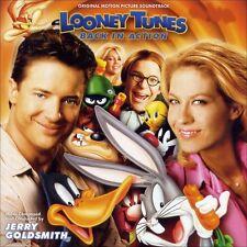 LES LOONEY TUNES PASSENT A L'ACTION (MUSIQUE DE FILM) - JERRY GOLDSMITH (CD)