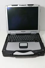 Panasonic Toughbook cf30 cf-30c3pazbm l2400 1.66ghz 2gb 160gb wifi win 7 laptop