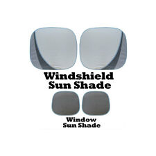 Brand New Car Truck Front Windshield Window Spring Sun Shade Large Size