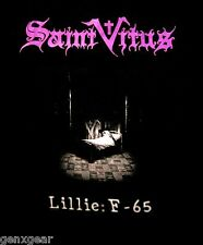 SAINT VITUS cd cvr LILLIE: F-65 Official SHIRT LRG New OOP doom metal