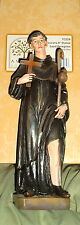 Saint ST PEREGRINE 8 in statue NIB Toscana Patron of Cancer