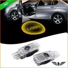 Tür Beleuchtung Mercedes Benz W203 C Klasse SLK CLK SLR W209 W208 Logo Licht