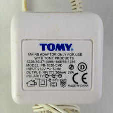 Tomy Power Adapter for Walkabout Baby Monitor MODEL: PB-1020-CVD 10V 3 PIN