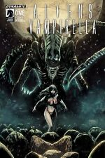 ALIENS VAMPIRELLA #1 (OF 6) Cover A Hardman VF/NM Dark Horse - Vault 35