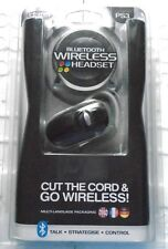 Datel Bluetooth Wireless Headset PS3 New and Sealed