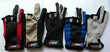 Light Weight Breathable Fishing Gloves for Jigging and Spinning