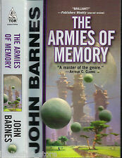 Armies of Memory: Lost Legion Illegal Human Settlers by John Barnes 50% Off 3