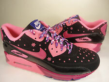 Womens Nike Air Max 90 LE DB Black Digital Pink Doernbecher SZ 10 (578101-066)
