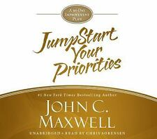 NEW - JumpStart Your Priorities: A 90-Day Improvement Plan