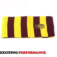 Cosplay Harry Potter Vouge Gryffindor House Knit Costume Scarf Wrap New