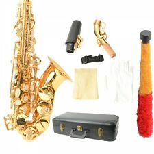 LADE WSS-795 Carve Patterns Bflat Soprano Saxophone