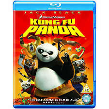 KUNG FU PANDA****BLU-RAY****REGION B****NEW & SEALED