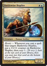 *MRM* FR 4x Hoplite sage de guerre (Battlewise Hoplite) MTG Theros