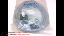 FESTO 30931, LED SENSOR CONNECTOR CABLE,, NEW #206727