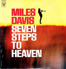 "MILES DAVIS - Seven Steps To Heaven 1963 (Vinile & Cover=M) LP 12"" USA Printed"