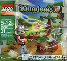 LEGO Kingdoms Castle 30062 Armbrüster / Archer / Crossbowman