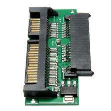 1.8 Micro SATA TO 7+15 2.5 inch SATA Adapter Converter Card