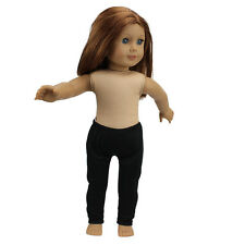new black leggings for American girl doll of 18 inch doll accessories