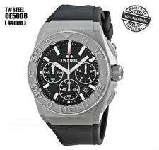 TW Steel CE5008 CEO Diver Mens Black Dial Stainless Steel Case Quartz Movement