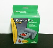 NEW WITH  BOX TREMOR PACK PLUS VIBRATION & MEMORY CARD  N64 NINTENDO 64