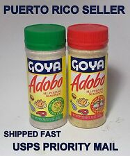 PuertoRico Seasoning Adobo Goya Pepper Spice Bouillon Spanish Latin CookingFood2