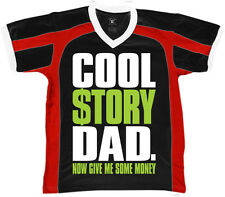 Cool Story Dad… Now Give Me Some Money Funny Meme  Retro Sport T-shirt