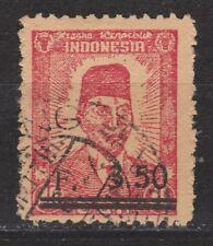 Indonesia Japanese occupation Sumatra 47 used SMALL LETTER Japanse bezetting