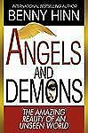 Angels and Demons: The Amazing Reality of an Unseen World-ExLibrary